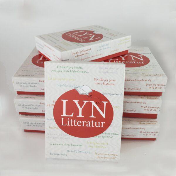 LynLitteratur 8 stk